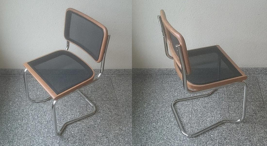 Bauhaus Stil Tisch Und Stuhl Dresden
