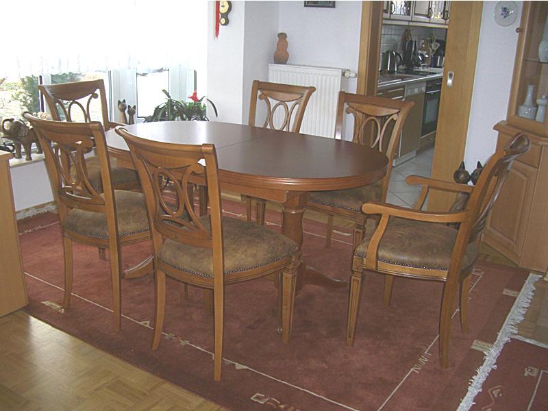 Stil – Möbel › Tisch und Stuhl Dresden