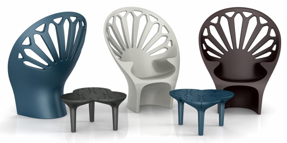 Designer lounge sessel tisch und stuhl dresden for Sessel kunststoff design