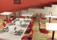 Designer Kunststoffstuhl  STEAM PUNK  von GREEN Design, Italien