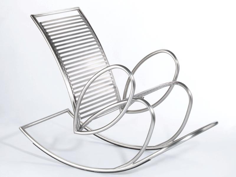 Designer schaukelstuhl luxus pur ebay for Schaukelstuhl designer