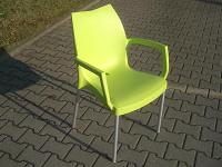 Armlehnstuhl TULIP-B von GABER Design, Italien