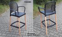 Designer Barhocker PANAMA von GABER Design, Italien