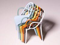 Designer Armlehnstuhl ETOILE-P von Archirivolto