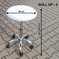 Küchen-Rollhocker ROLL UP-4