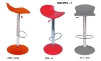 Barhocker GULIVER von GABER Design, Italien