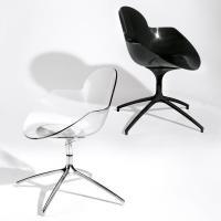 Designer Kunststoffstuhl  COOKIE  von INFINITI Design, Italien