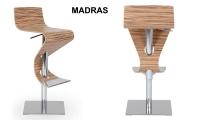 Designer Barhocker MADRAS