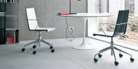 Bürodrehstuhl SNAKE 47 5R von Gaber Design, Italien
