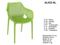 Designer Tresenhocker ALICE-SG von Tonon International