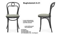 Bugholzstuhl im Thonet-Stil, Modell A-31
