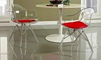 Designer Sitzschalenstuhl CONCHA
