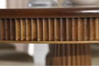 Esstisch im Biedermeier-Stil, Modell PRIAMO