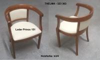 Klassischer Armlehnstuhl THELMA