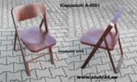 Holzklappstuhl A-0501
