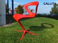 Kunststoff-Stuhl CALLITA von INFINITI Design