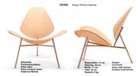 Schalen-Sessel KRAM