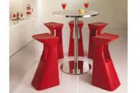Designer Barhocker  LOLLY  von M.B. SEDIE,  Italien