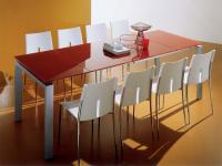 Küchenstuhl, Mehrzweckstuhl  LYRA-41S