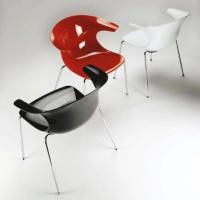 Designer Kunststoffstuhl  LOOP  von INFINITI Design, Italien