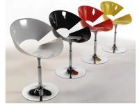 Designer Drehstuhl DIVA von COLICO, Italien