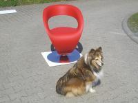 Designer Kunststoff-Sessel PIN UP von INFINITI Design, Italien