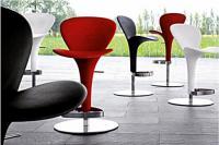 Designer Barhocker OSLO von  TONIN Studio, Italien