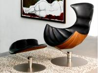Designer Lounge-Sessel LOBSTER