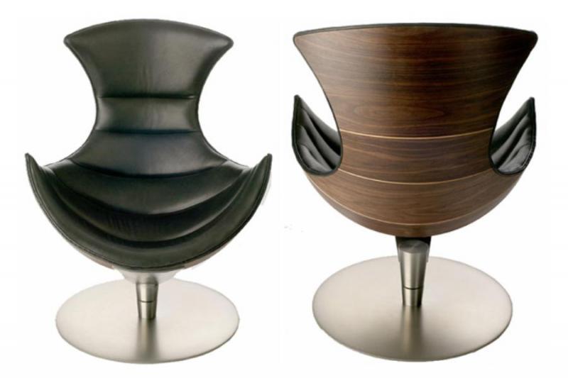 Lounge sessel drehbar  Designer Lounge Sessel | Tisch und Stuhl Dresden 2017