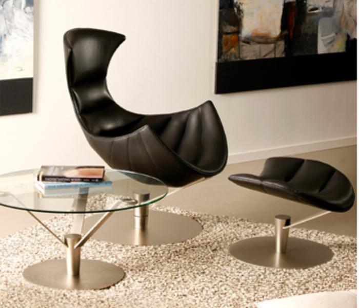 Designer Lounge Sessel
