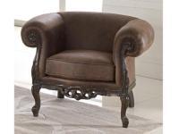 Barock Sessel Reproduktion,  Italien